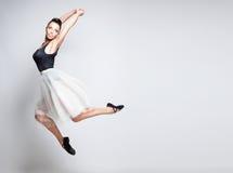 Ung dansare Fotografering för Bildbyråer