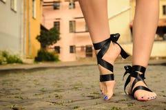 Ung dansare Royaltyfri Fotografi