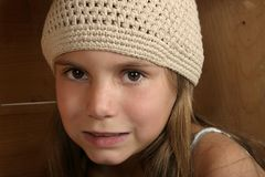 Ung flicka Royaltyfria Bilder
