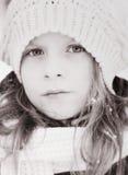 Ung flicka Royaltyfri Foto