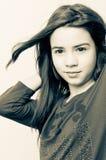 Ung flicka Royaltyfri Bild