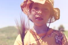 Ung flicka royaltyfri fotografi