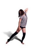 Dansa Arkivbild