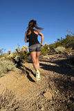 Ung kvinnlig konditioninstruktör Trainer Royaltyfri Fotografi