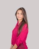 Ung latinsk flicka Fotografering för Bildbyråer