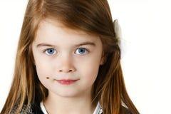 Ung söt flicka Royaltyfri Bild