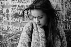 unga härliga modeller Royaltyfria Bilder