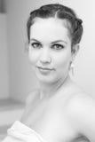 unga kvinnor Fotografering för Bildbyråer
