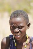 Unga Masaimän Royaltyfri Fotografi