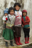 ungar för 3Rd värld Royaltyfria Bilder