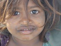 Ungar i Rishikesh royaltyfri foto