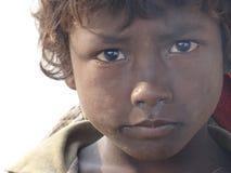 Ungar i Rishikesh royaltyfri fotografi