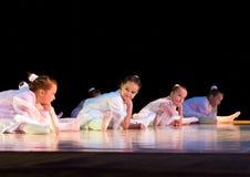 ungar kopplar av elasticitet Royaltyfri Fotografi