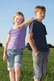 ungar två Royaltyfri Foto