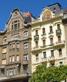 Ungarische Architektur Stockfoto