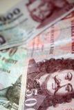 Ungarischer Forint 1 Stockfoto