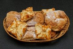 Ungarischer Käsekuchen Stockfoto