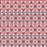Ungarisches Muster Lizenzfreie Stockbilder