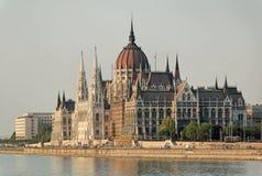 Ungarisches Parlament Stockbilder
