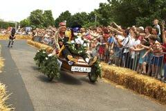 Ungarisches Seifenkastenrennen Lizenzfreie Stockbilder