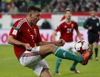 Ungarn V Andorra - FIFA 2018 Weltcup-nähere Bestimmung 4-0 Stockfotografie