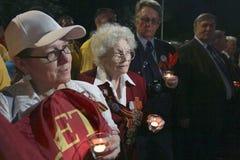 ungdom för watch för uppgiftsminne patriotisk Royaltyfria Bilder