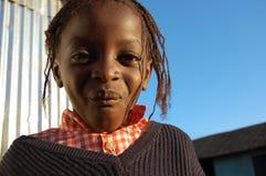 Ungdom i Nairobi, Kenya Royaltyfria Foton