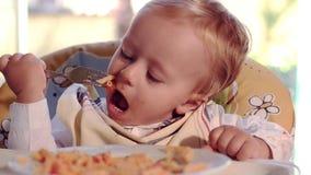 Unge och pasta
