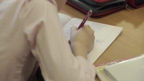 Unge på skolan arkivfilmer