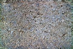 Ungefärlig textur av den gammala väggen Royaltyfri Bild