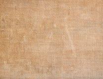 ungefärlig textur för kanfas Arkivbild