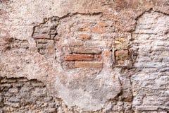 ungefärlig texturvägg Arkivbilder