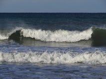 ungefärligt hav arkivfoton