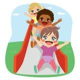 Ungeglidbanalekplats vektor illustrationer