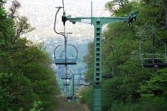 ungersk elevator för stol Royaltyfri Fotografi