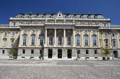 Ungersk National Gallery, Budapest Royaltyfri Fotografi