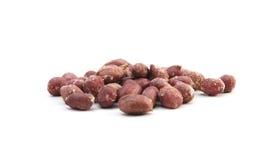 Ungeschälte Erdnüsse lizenzfreie stockfotos