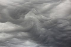 Ungewöhnliche Wolken Stockbilder