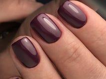 Manicure Allegro Girly Sveglio Fotografia Stock - Immagine ...