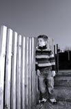 Unglückliches Kind Stockbilder