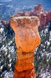 Unglücksbote, Agua-Schlucht, Bryce Canyon auf Sonnenschein Stockbilder