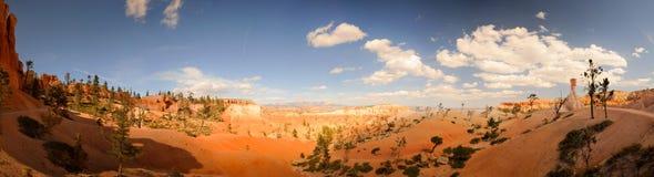 Unglücksboten in der Unermesslichkeit von Bryce Canyon Lizenzfreies Stockbild