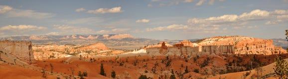 Unglücksboten in der Unermesslichkeit von Bryce Canyon Stockfoto