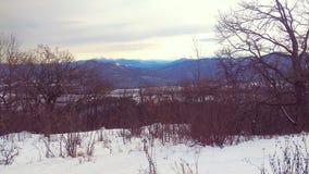 Unglaubliche Berge schauen lizenzfreies stockfoto