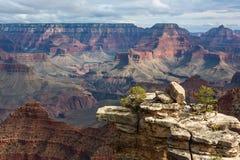 Unglaubliche szenische Ansicht der atemberaubenden Landschaft in Nationalpark Grand Canyon s, Arizona, US Stockbild