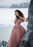 Ungt gå för prinsessa royaltyfri fotografi