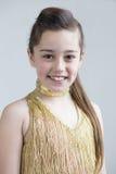 Ungt posera för dansare Arkivfoton