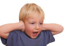 Unhappy boy Royalty Free Stock Photo