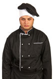 Unhappy chef Stock Photos