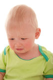 Unhappy child Royalty Free Stock Image